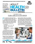 January 2012 Adult Health Bulletin
