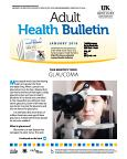 January 2016 Adult Health Bulletin