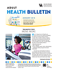 January 2019 Adult Health Bulletin