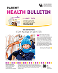 January 2020 Parent Health Bulletin