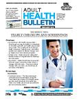 February 2012 Adult Health Bulletin