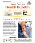 February 2016 Family Caregiver Health Bulletin