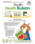 February 2016 Youth Health Bulletin