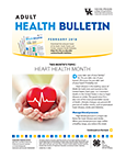 February 2018 Adult Health Bulletin