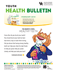 February 2019 Youth Heath Bulletin
