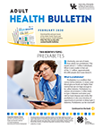 February 2020 Adult Health Bulletin