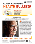 February 2020 Family Caregiver Health Bulletin