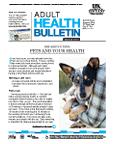 March 2012 Adult Health Bulletin