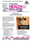 March 2012 Parent Health Bulletin