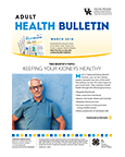 March 2018 Adult Health Bulletin