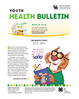 March 2018 Youth Health Bulletin