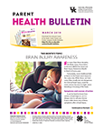 March 2019 Parent Health Bulletin