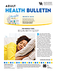 March 2020 Adult Health Bulletin