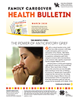 March 2020 Family Caregiver Health Bulletin