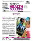 April 2012 Parent Health Bulletin