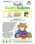 April 2015 Youth Health Bulletin