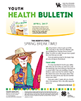 April 2017 Youth Health Bulletin