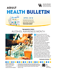 April 2018 Adult Health Bulletin