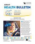 April 2019 Adult Health Bulletin