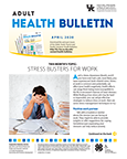 April 2020 Adult Health Bulletin