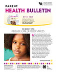 April 2020 Parent Health Bulletin