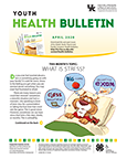 April 2020 Youth Health Bulletin