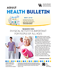 May 2018 Adult Health Bulletin