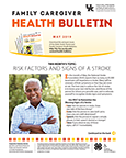 May 2019 Family Caregiver Health Bulletin