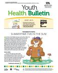 June 2015 Health Bulletin Youth