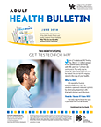 June 2018 Adult Health Bulletin