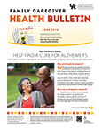 June 2018 Family Caregiver Health Bulletin