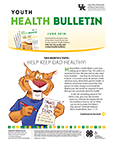 June 2018 Youth Health Bulletin