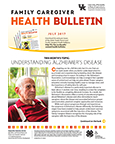 July 2017 Family Caregiver Health Bulletin
