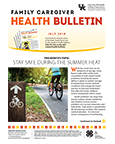 July 2018 Family Caregiver Health Bulletin
