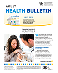 July 2019 Adult Health Bulletin