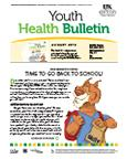 August 2012 Youth Health Bulletin