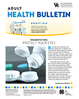 August 2018 Adult Health Bulletin