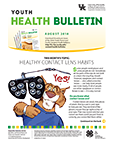 August 2018 Youth Health Bulletin