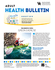 August 2019 Adult Health Bulletin