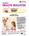 September 2016 Parent Health Bulletin