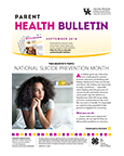 September 2018 Parent Health Bulletin