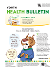September 2018 Youth Health Bulletin