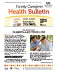 October 2012 Caregiver Health Bulletin