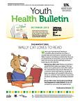 October 2015 Youth Health Bulletin