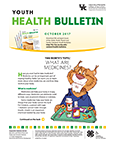 October 2017 Youth Health Bulletin