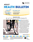 October 2018 Adult Health Bulletin