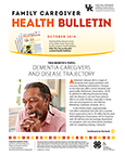 October 2019 Family Caregiver Health Bulletin