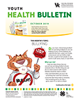 October 2019 Youth Health Bulletin
