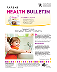 November 2018 Parent Health Bulletin