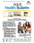 December 2012 Adult Health Bulletin